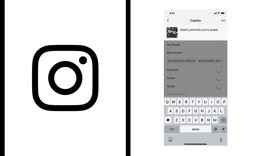 Instagram 新功能,发帖子前要进行 AI 检测以避免网络欺凌