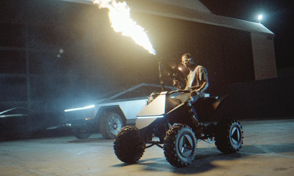 Travis Scott 发布《Jack Boys》短片及《GANG GANG》音乐录影带