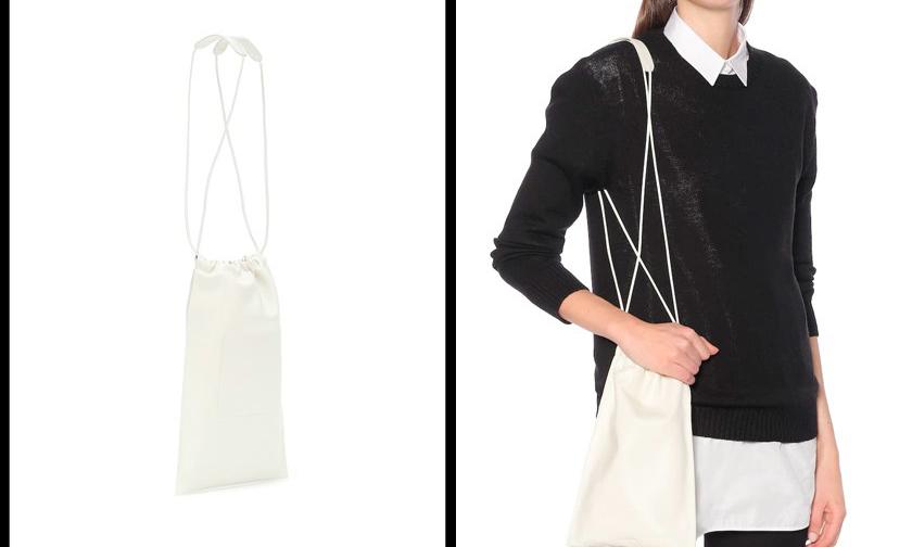 不易撞款的选择,Jil Sander 推出新款抽绳包袋