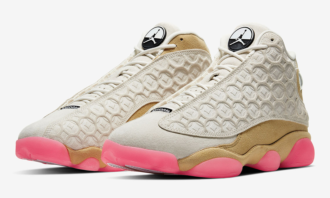 庆祝农历新年,Air Jordan XIII「Chinese New Year」配色释出