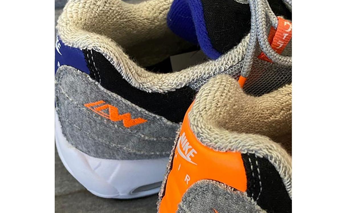 Loopwheeler x Nike Air Max 系列鞋款首度曝光