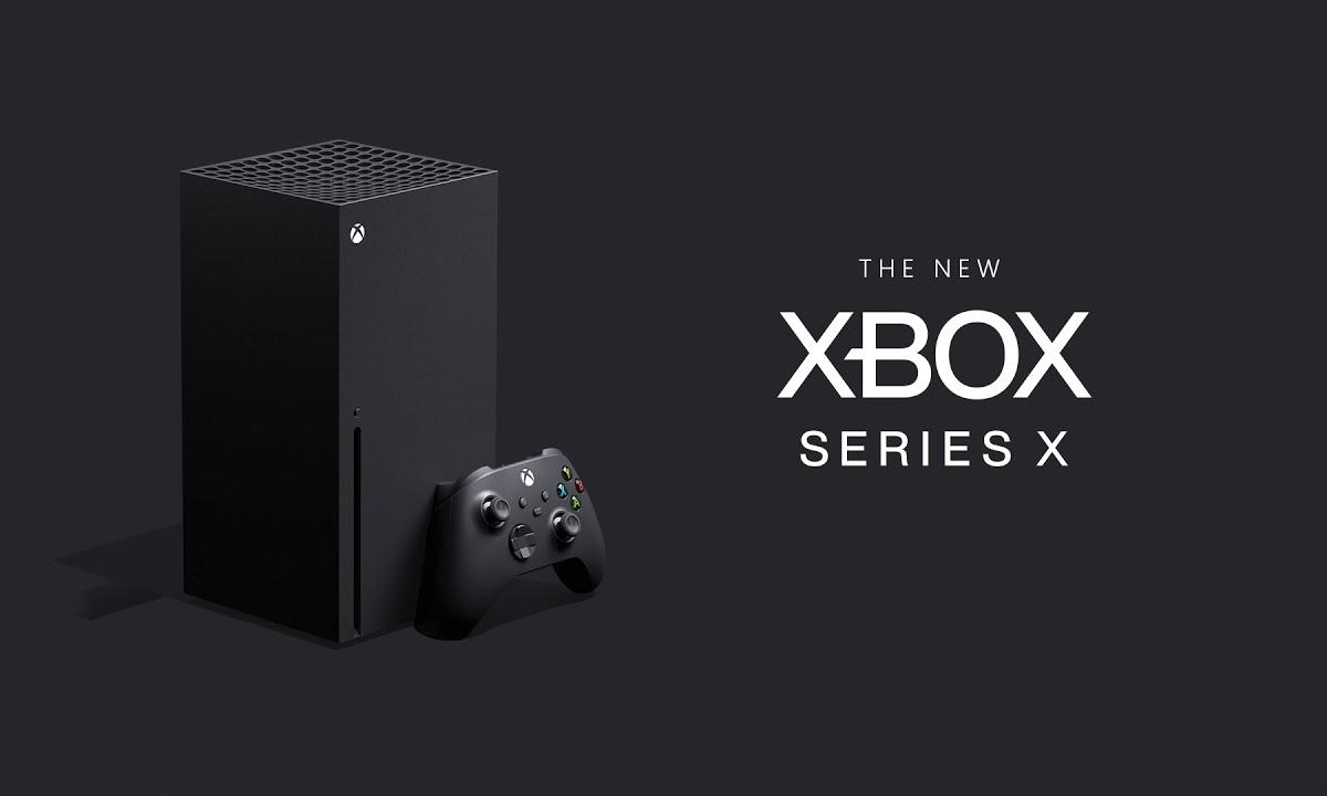 外观大改变,微软下一代游戏主机 Xbox Series X 公布
