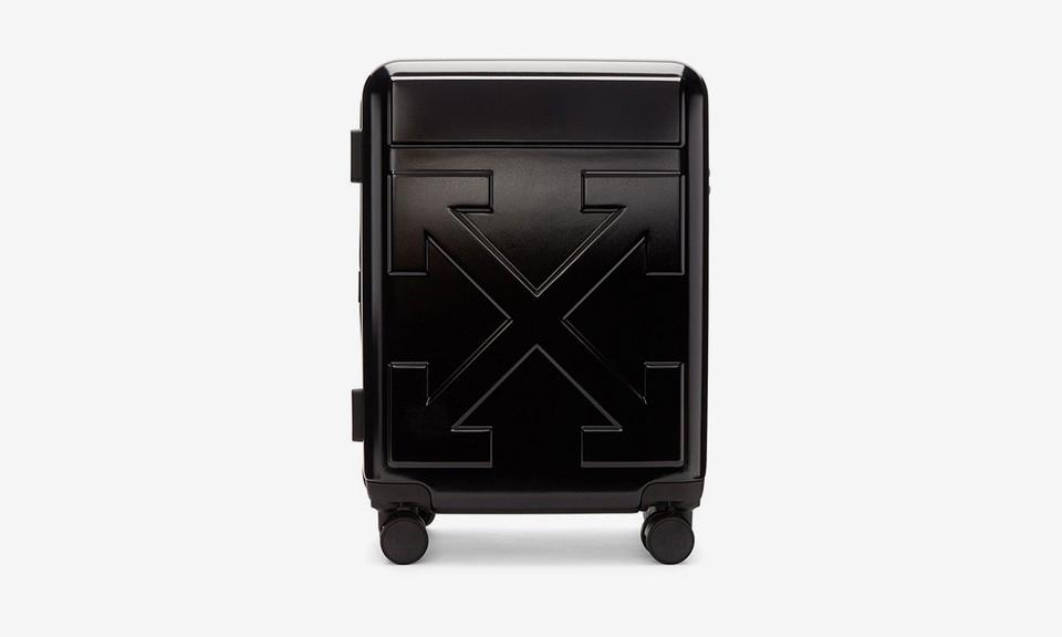 多色可选,Off-White™ 释出全新 Arrows 行李箱