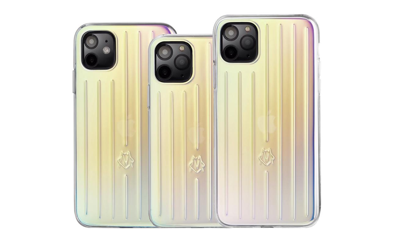 RIMOWA 独角兽渐层手机壳推出新款  iPhone 11 系列