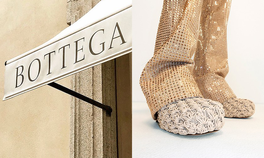 引起话题,Bottega Veneta 最新鞋款设计被指与「方便面」相似