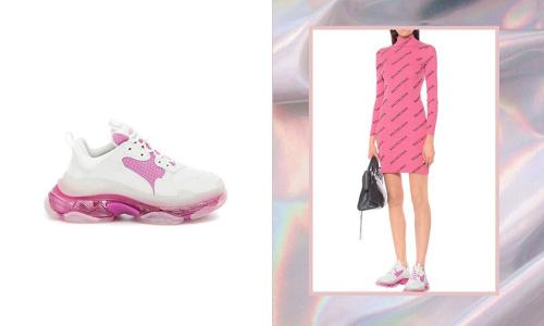 Balenciaga Triple-S 全新粉红配色上架开售