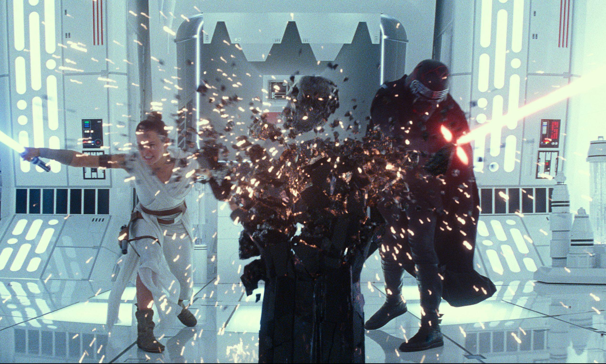 票房远不如预期,《星球大战 9:天行者崛起》首周末仅收 1.755 亿美元
