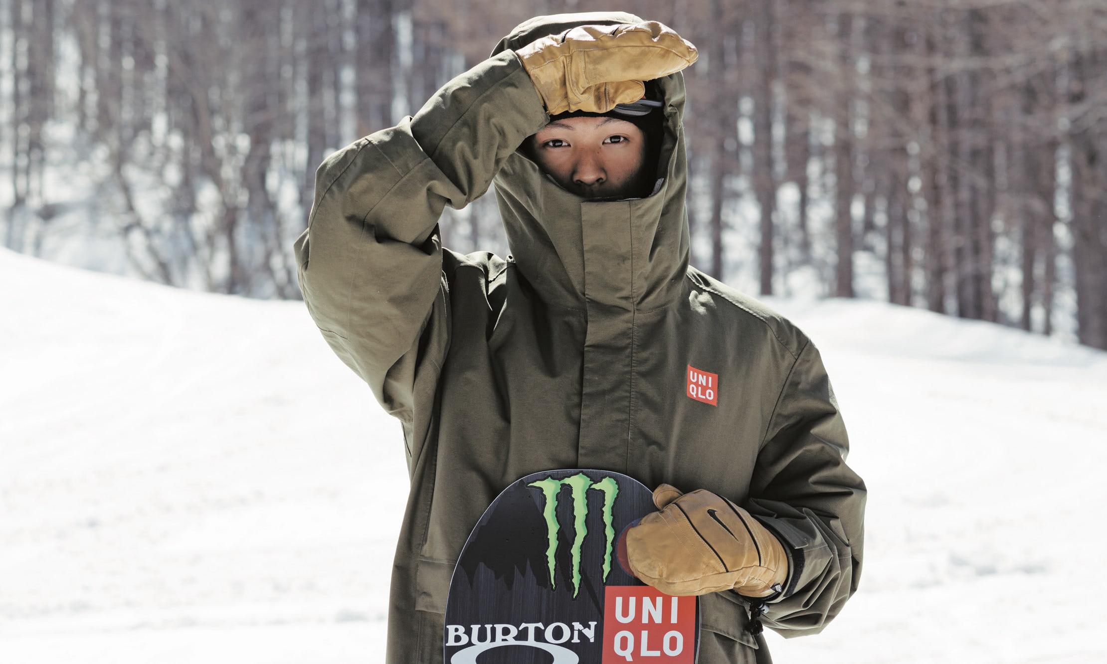 UNIQLO 携手平野步梦推出平价滑雪服