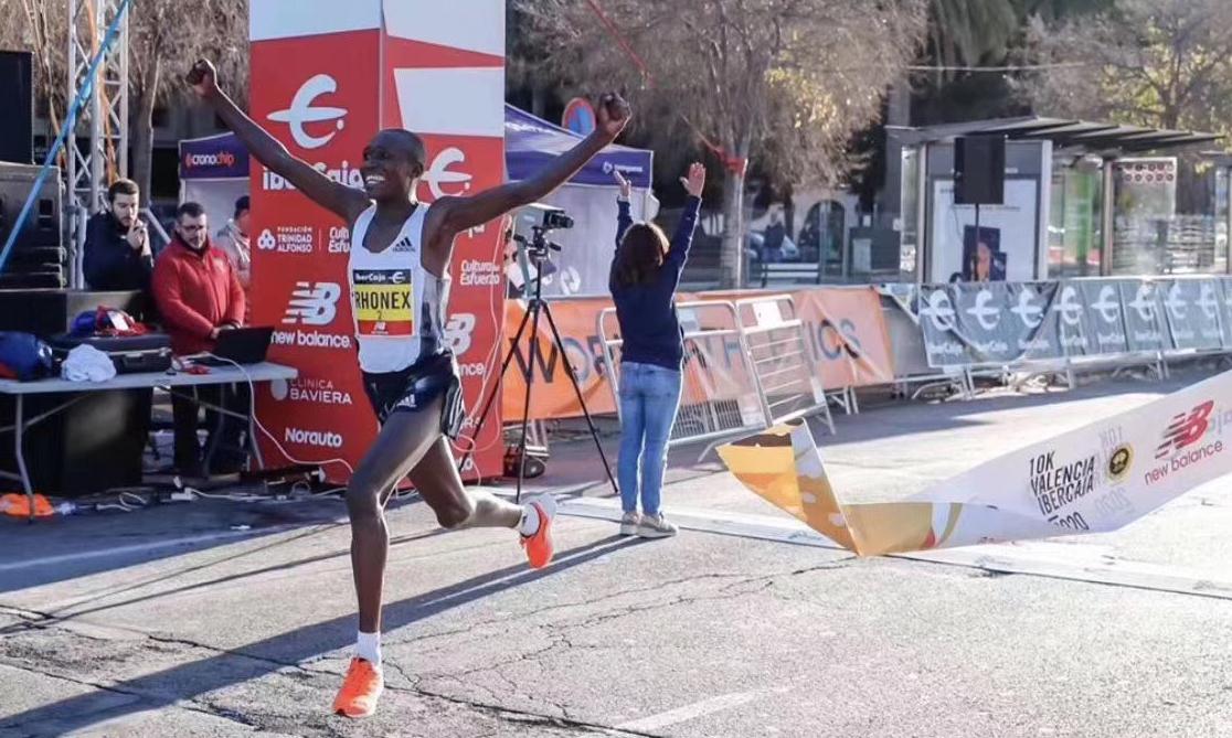 26 分 24 秒!adidas 助力基普鲁托刷新 10 公里速度纪录