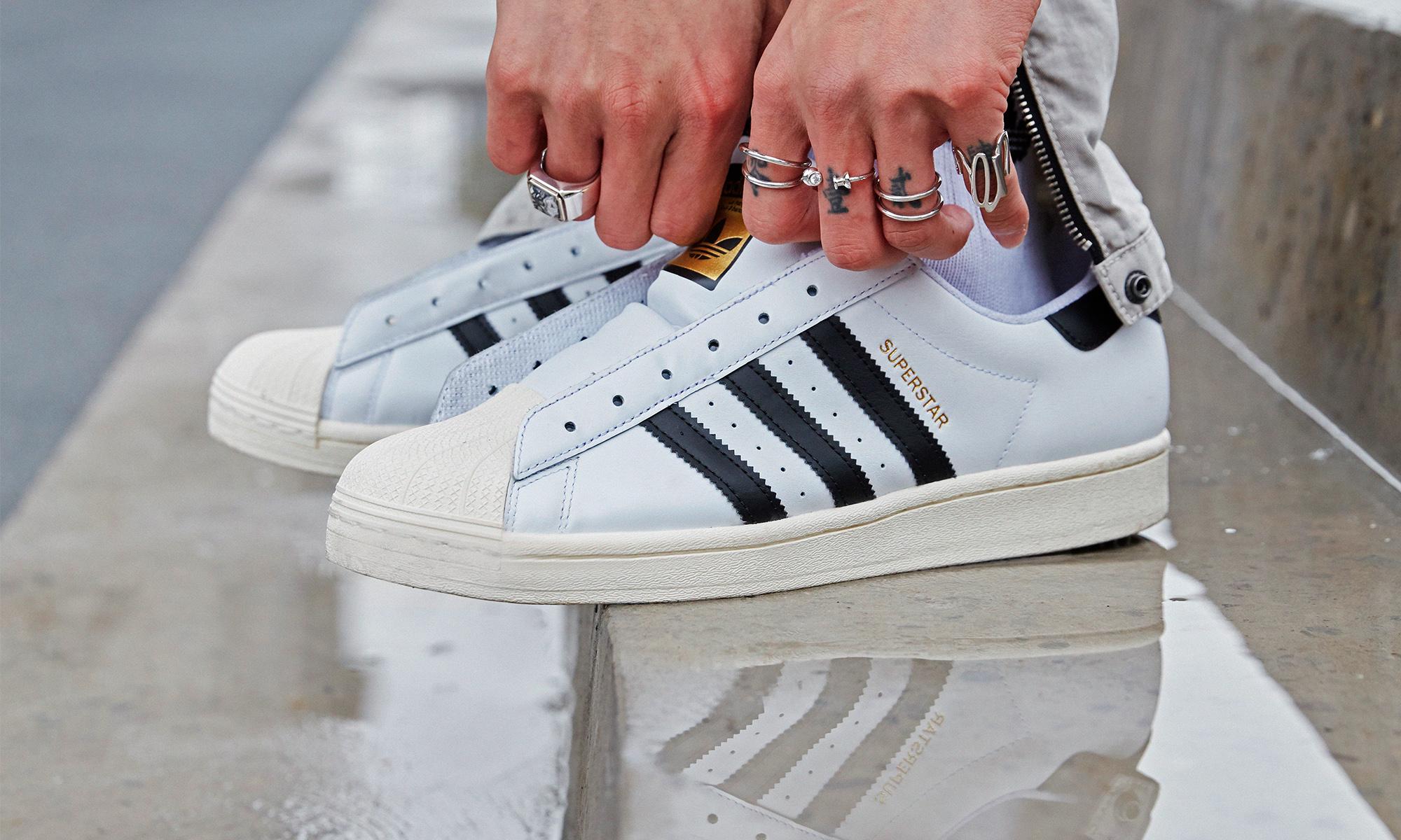 抽离了鞋带的球鞋,将会呈现何种样貌?