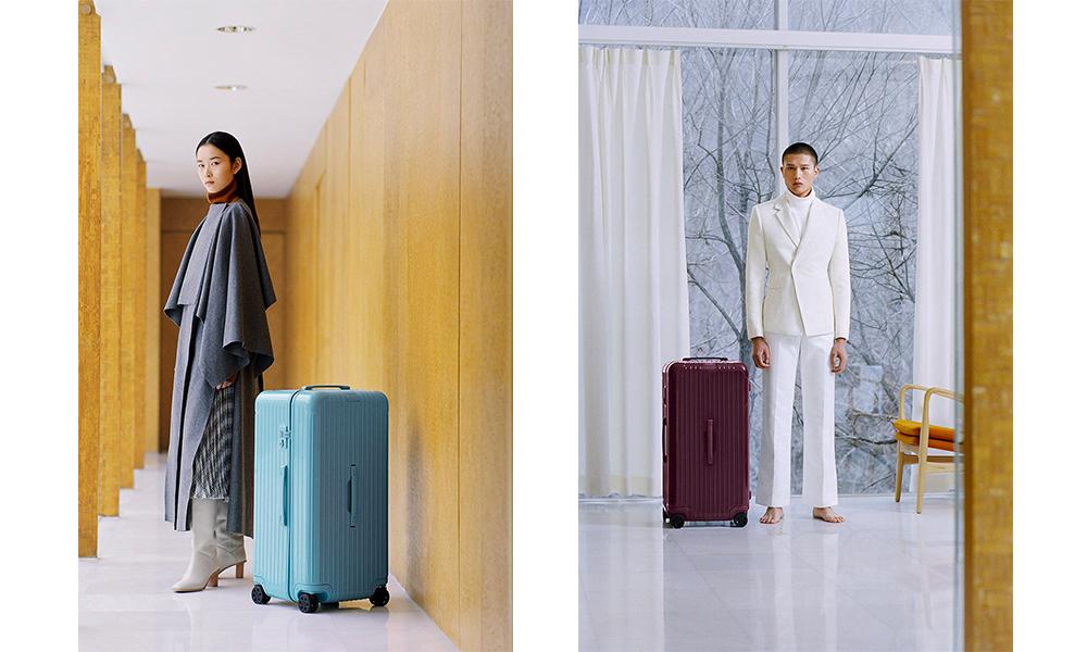 旅游地美景出发,RIMOWA 推出 2 款新配色行李箱