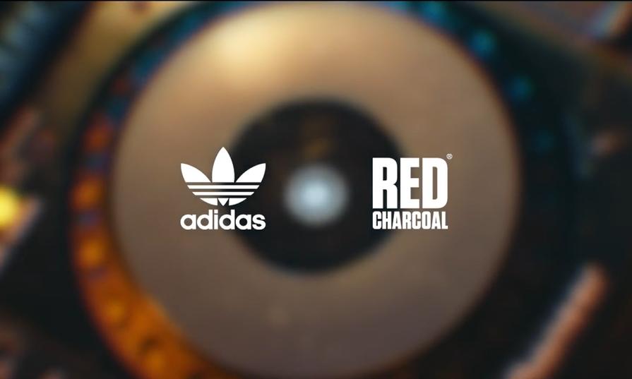 重塑经典时代,REDCHARCOAL x adidas 发布联合拍摄企划
