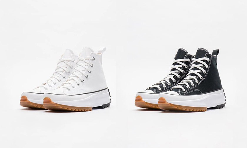 JW Anderson 联名「平价版」? CONVERSE 发售厚底设计新鞋款