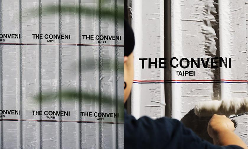 THE CONVENI 即将登陆台北开店
