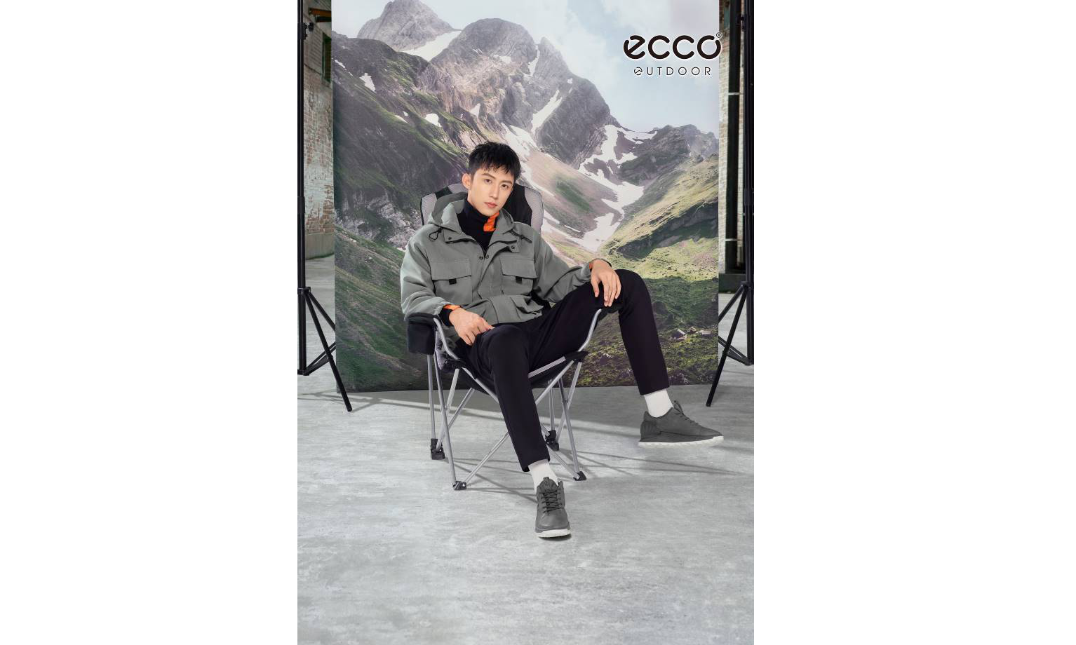 ECCO EXOSTRIKE 突破系列亮相