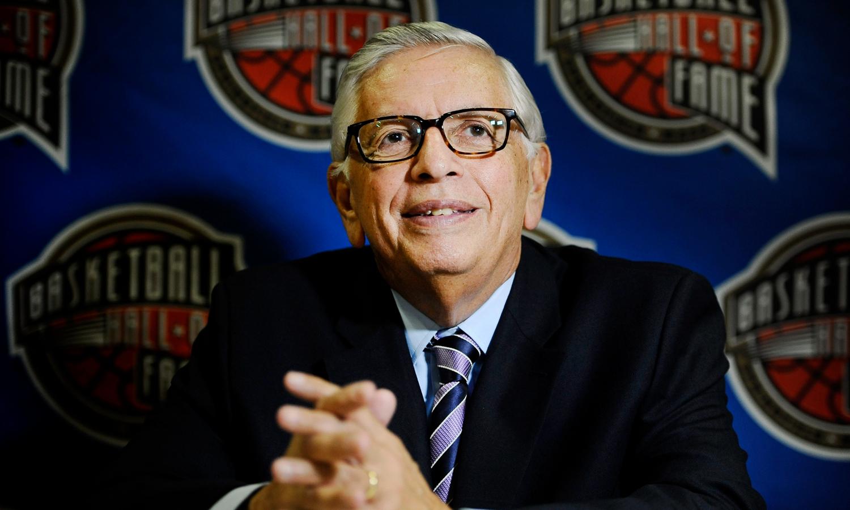 前 NBA 总裁大卫·斯特恩逝世