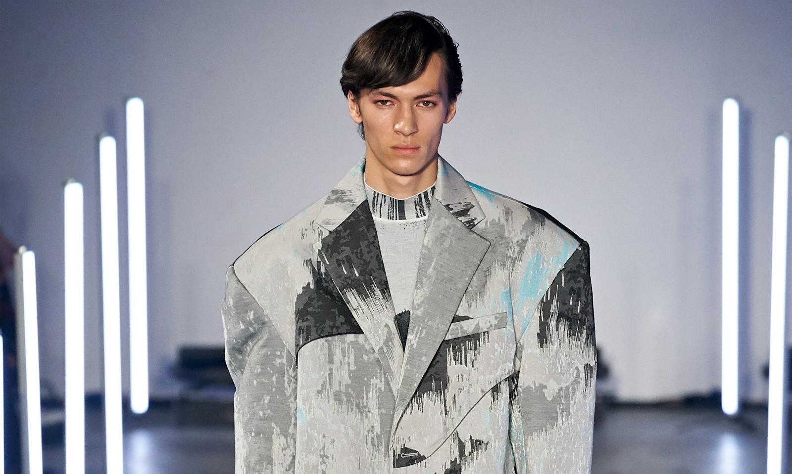 Feng Chen Wang 2020 秋冬系列亮相伦敦时装周