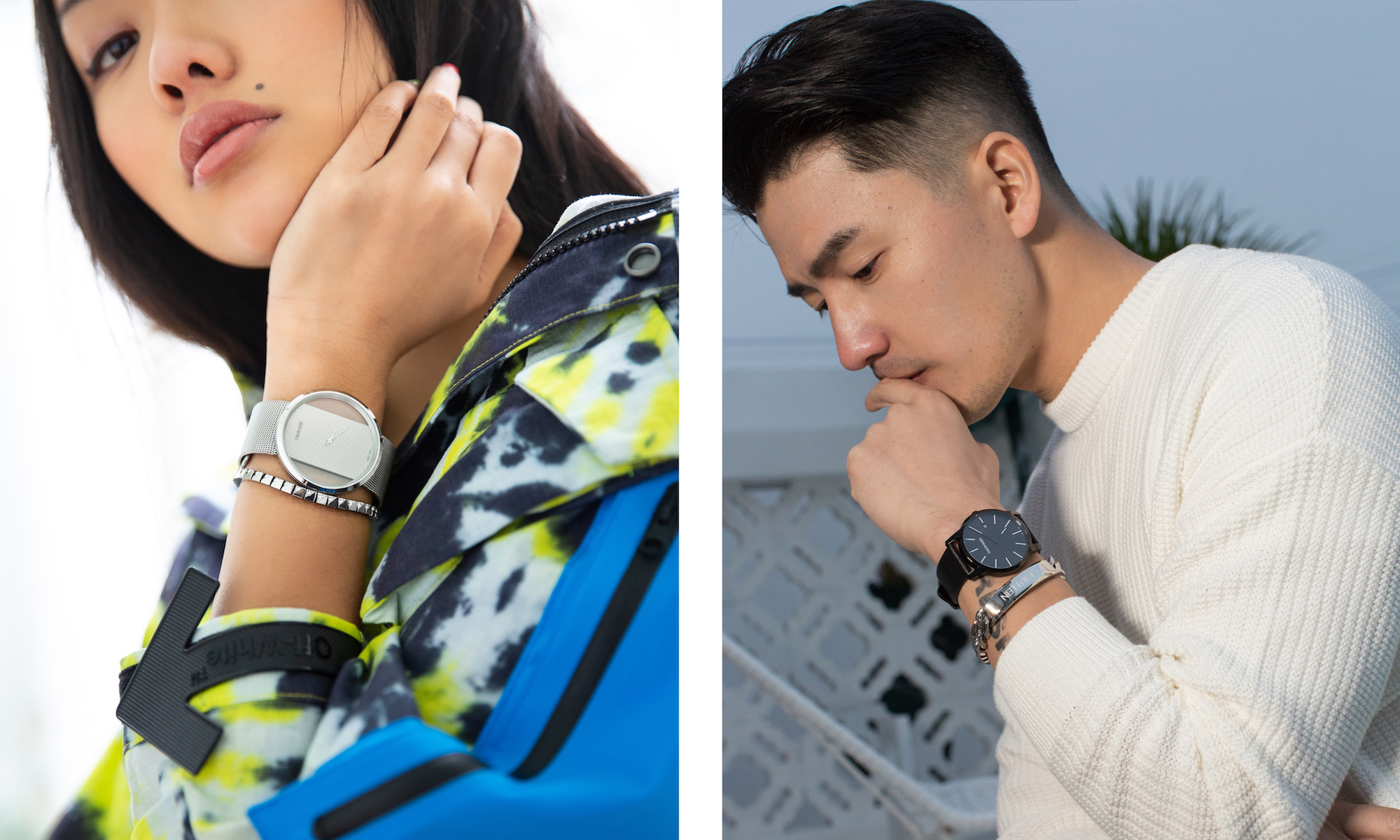 CALVIN KLEIN 呈献 2020 春夏新款腕表与配饰
