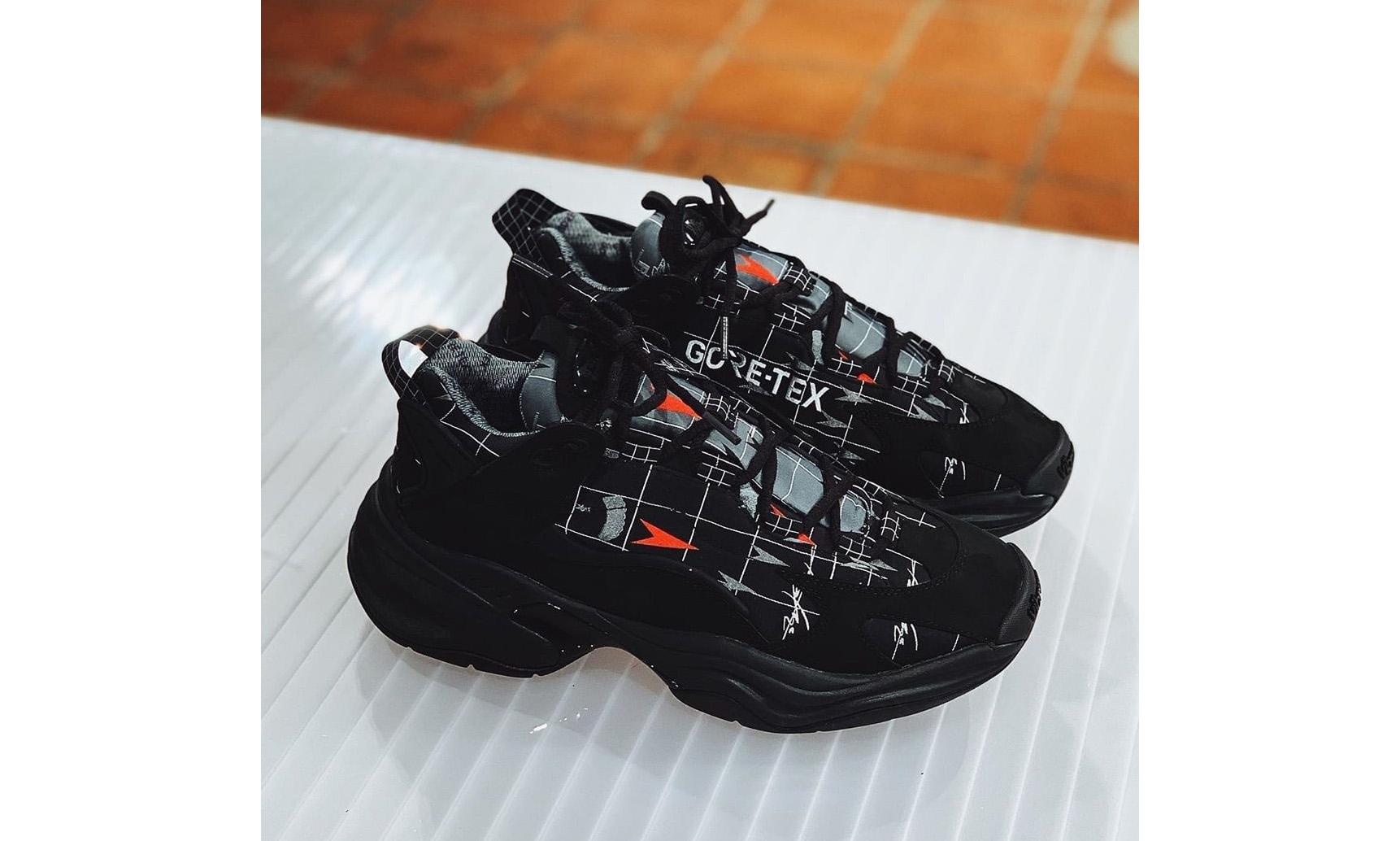 科技感外形,FUTURA 也想在球鞋领域分一杯羹