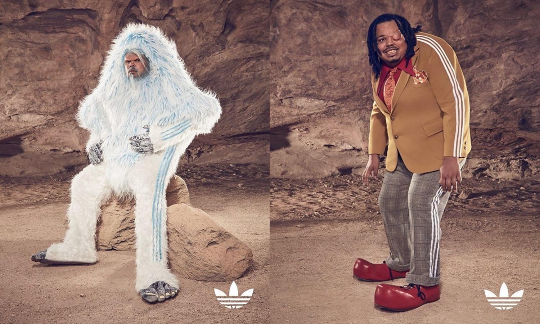 Kerwin Frost 公开与 adidas Originals 的全新联乘企划