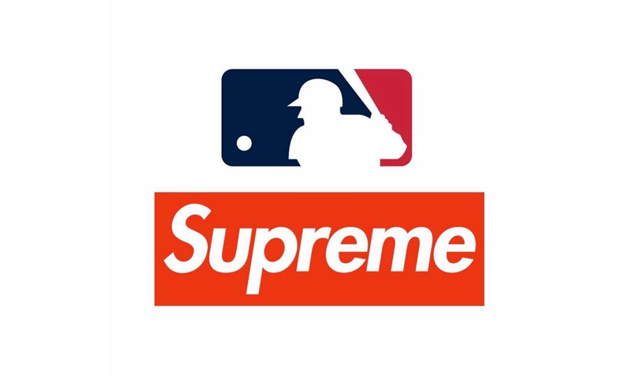 Supreme 将携手 MLB 推出合作系列