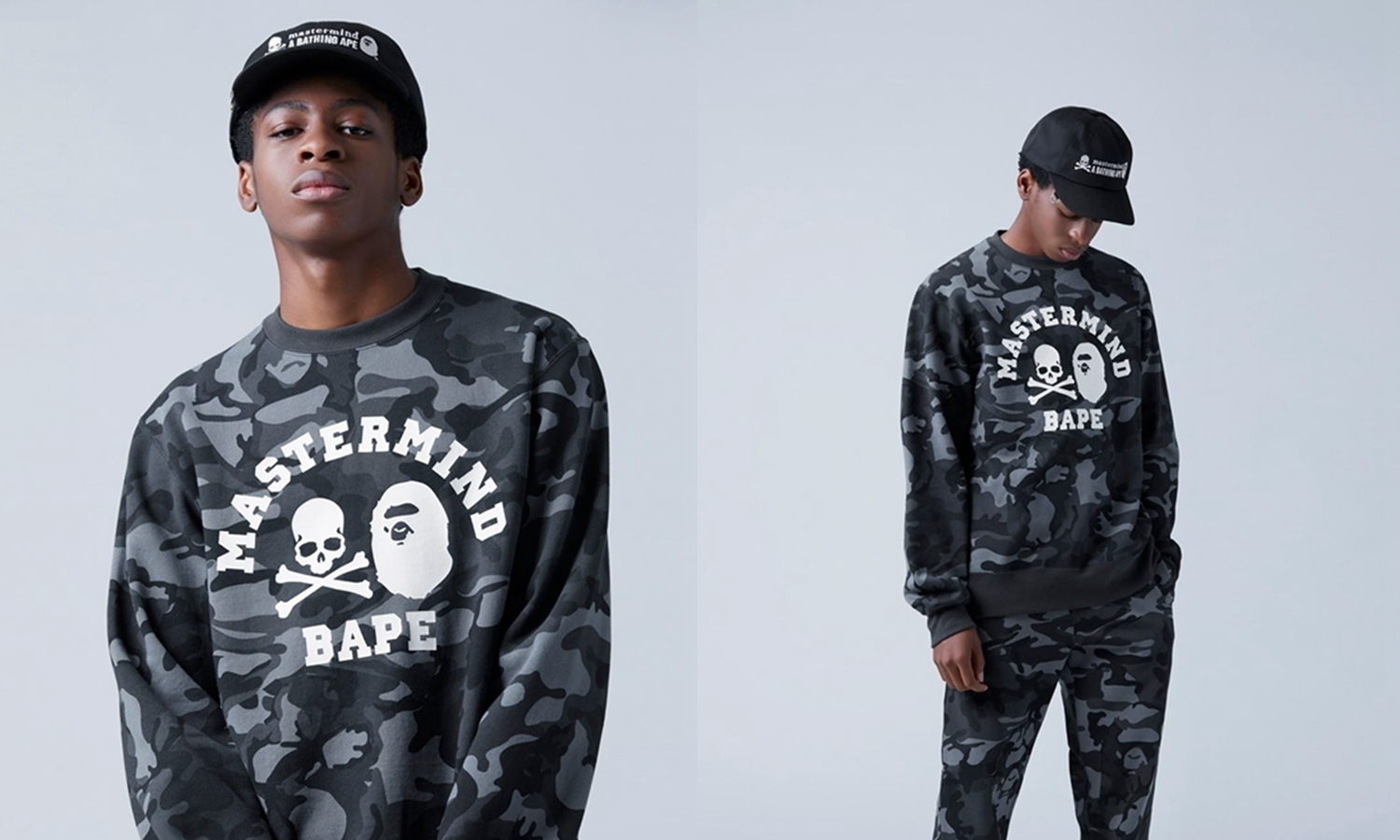 mastermind JAPAN x A BATHING APE® 全新合作系列登场