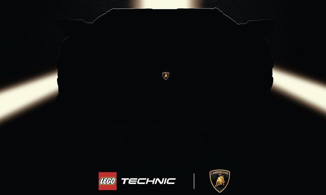 乐高 Technic 将推出兰博基尼超跑套组