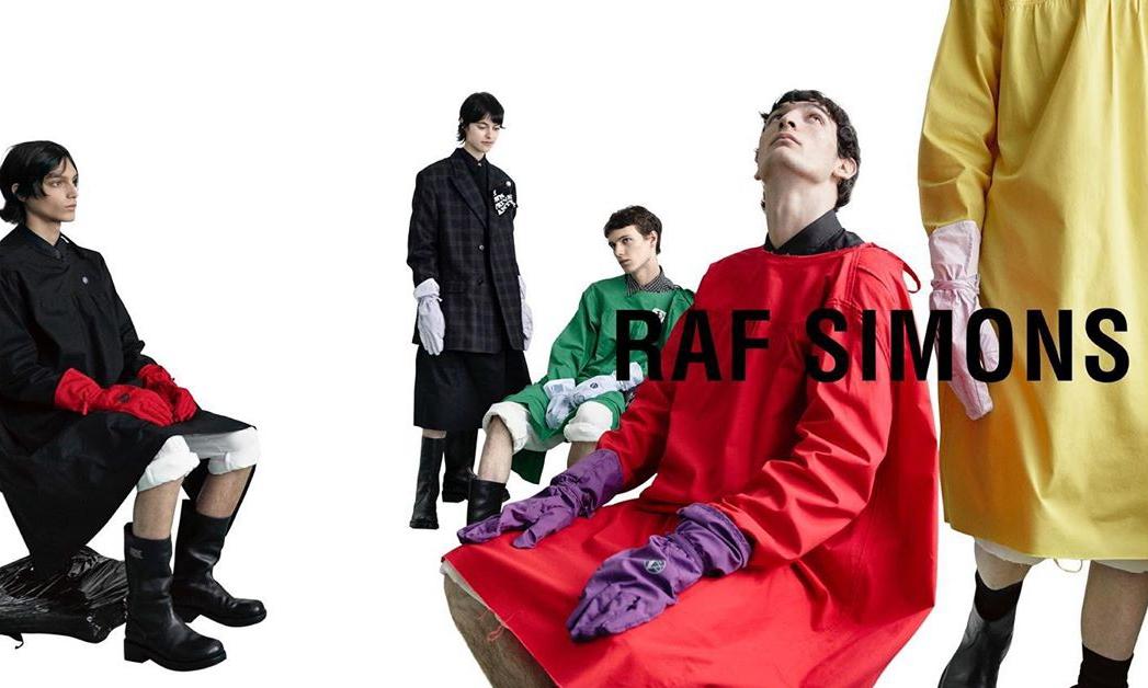 抢先预览 Raf Simons 2020 春夏系列 Lookbook