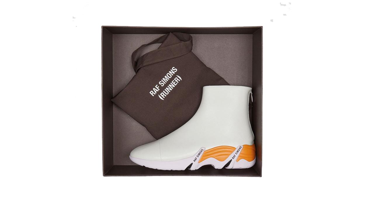 抢先预览 RAF SIMONS(RUNNER)首个鞋履系列