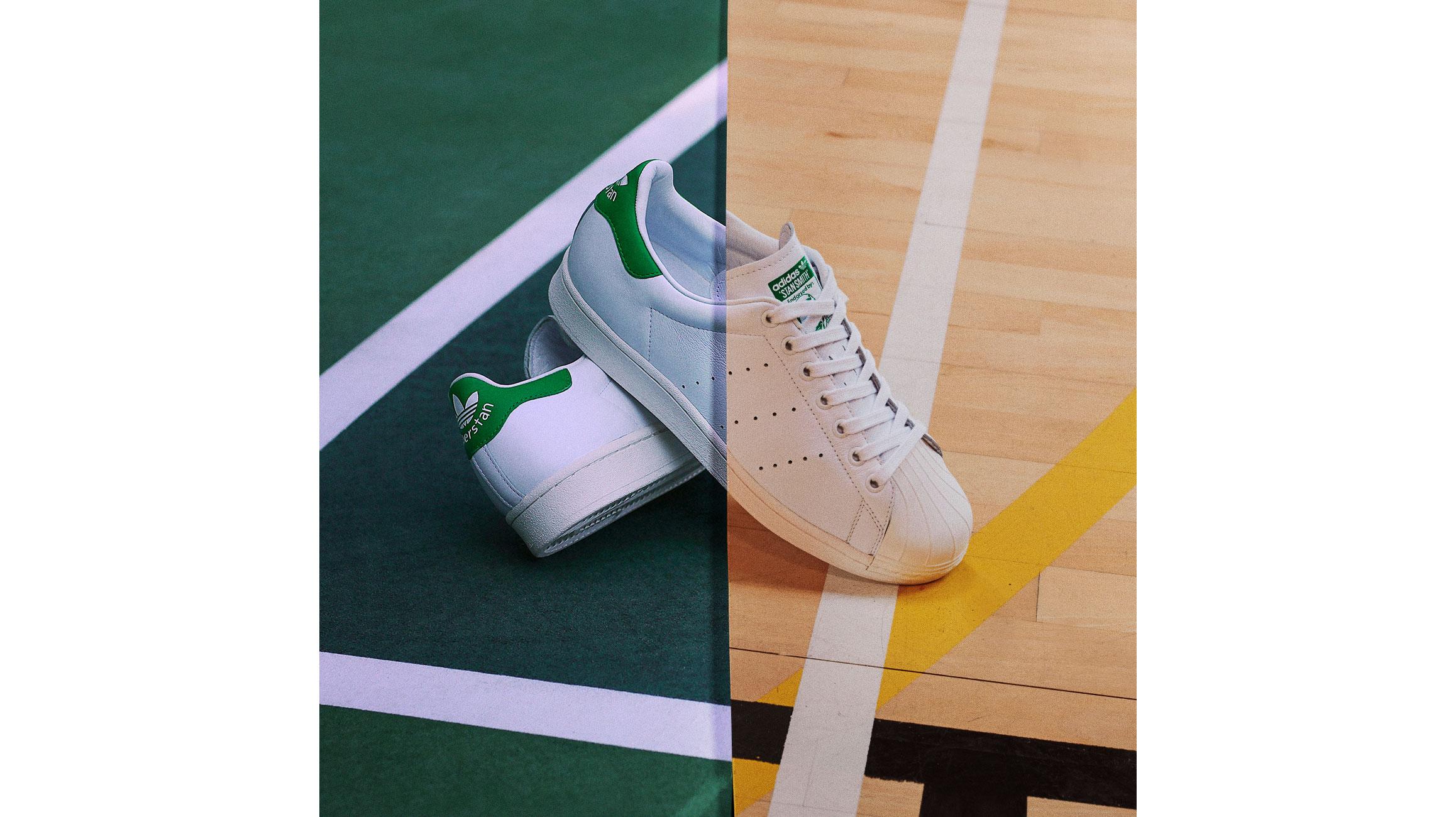 adidas Originals 推出新时代巨星 Superstan 鞋款