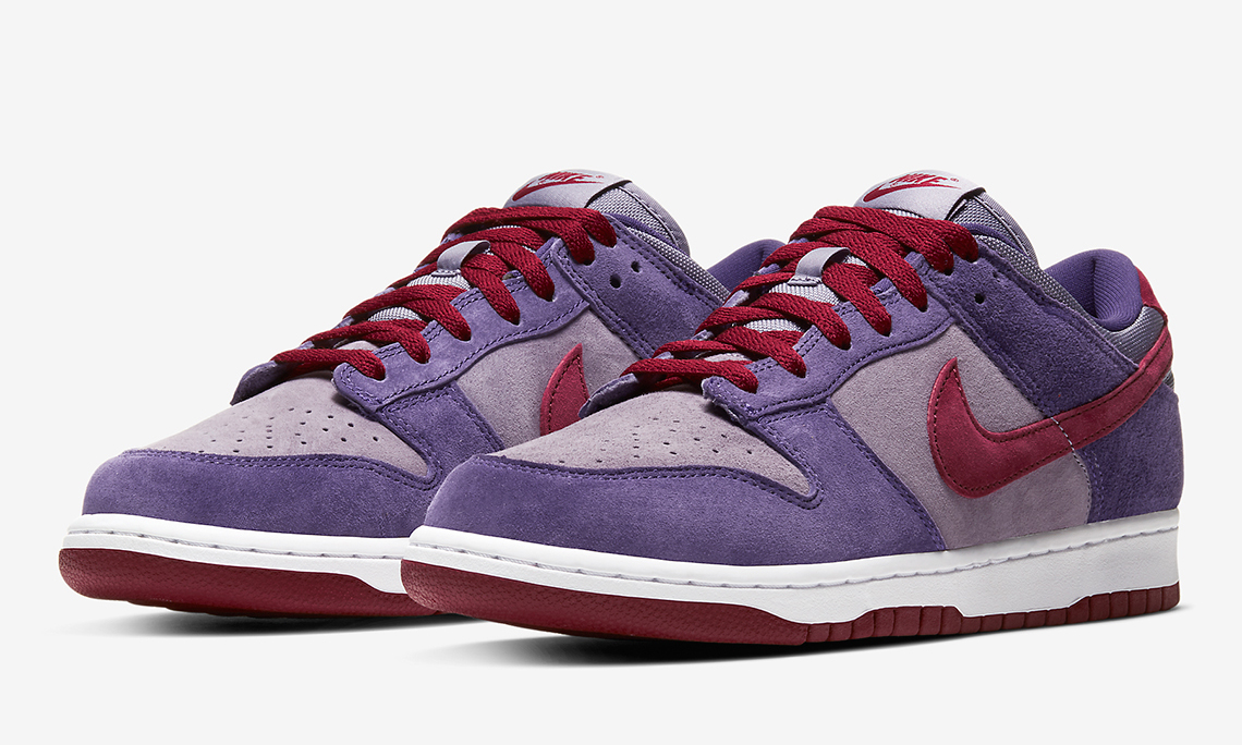 新年新 Dunk ,Nike Dunk Low「Plum」发售日期确定