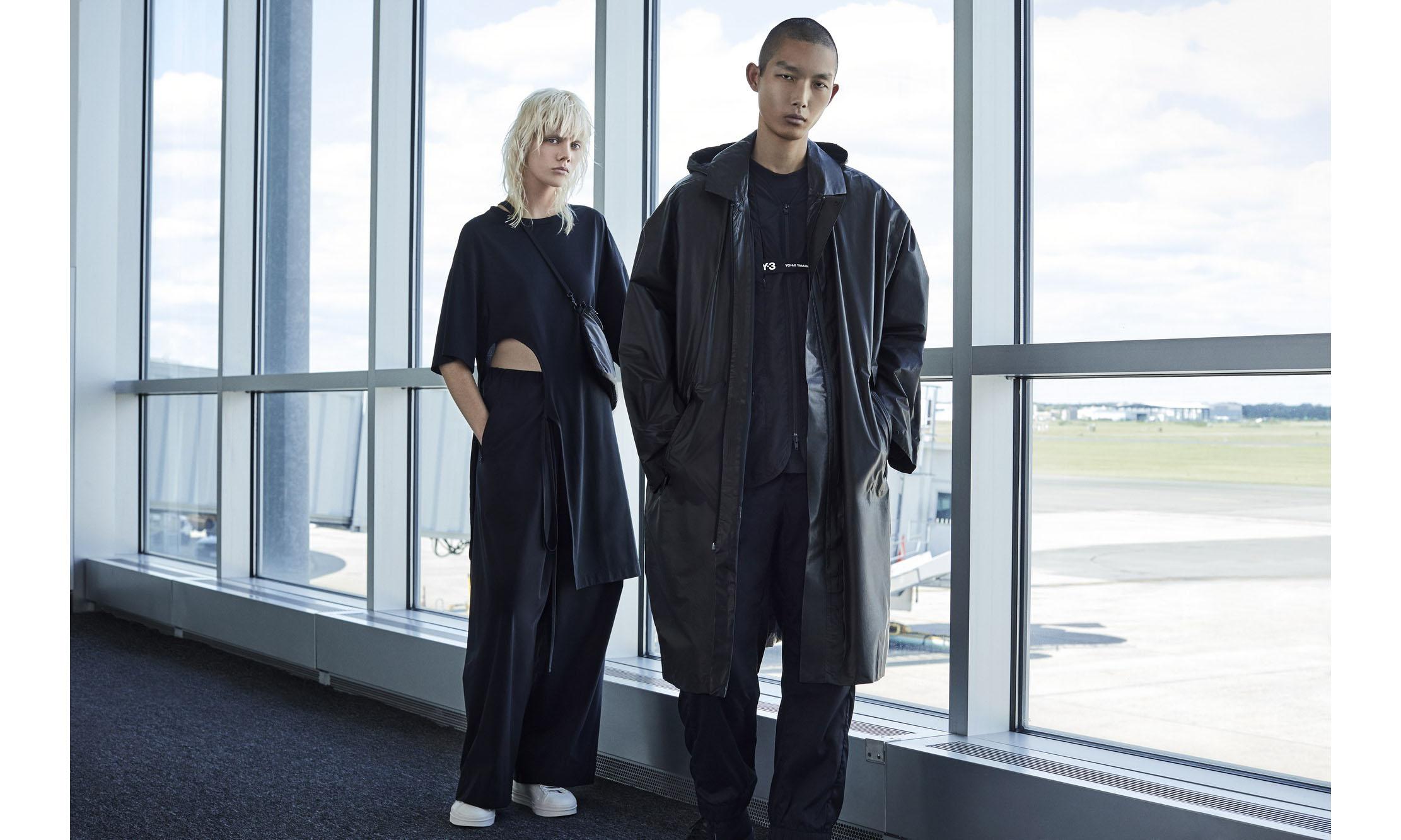 Y-3 发布 2020 春夏系列第二波:Travel