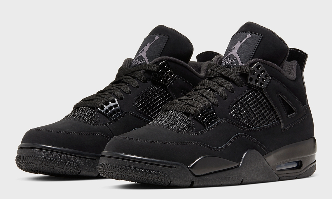 Air Jordan IV「Black Cat」2020 版本发售日期确定