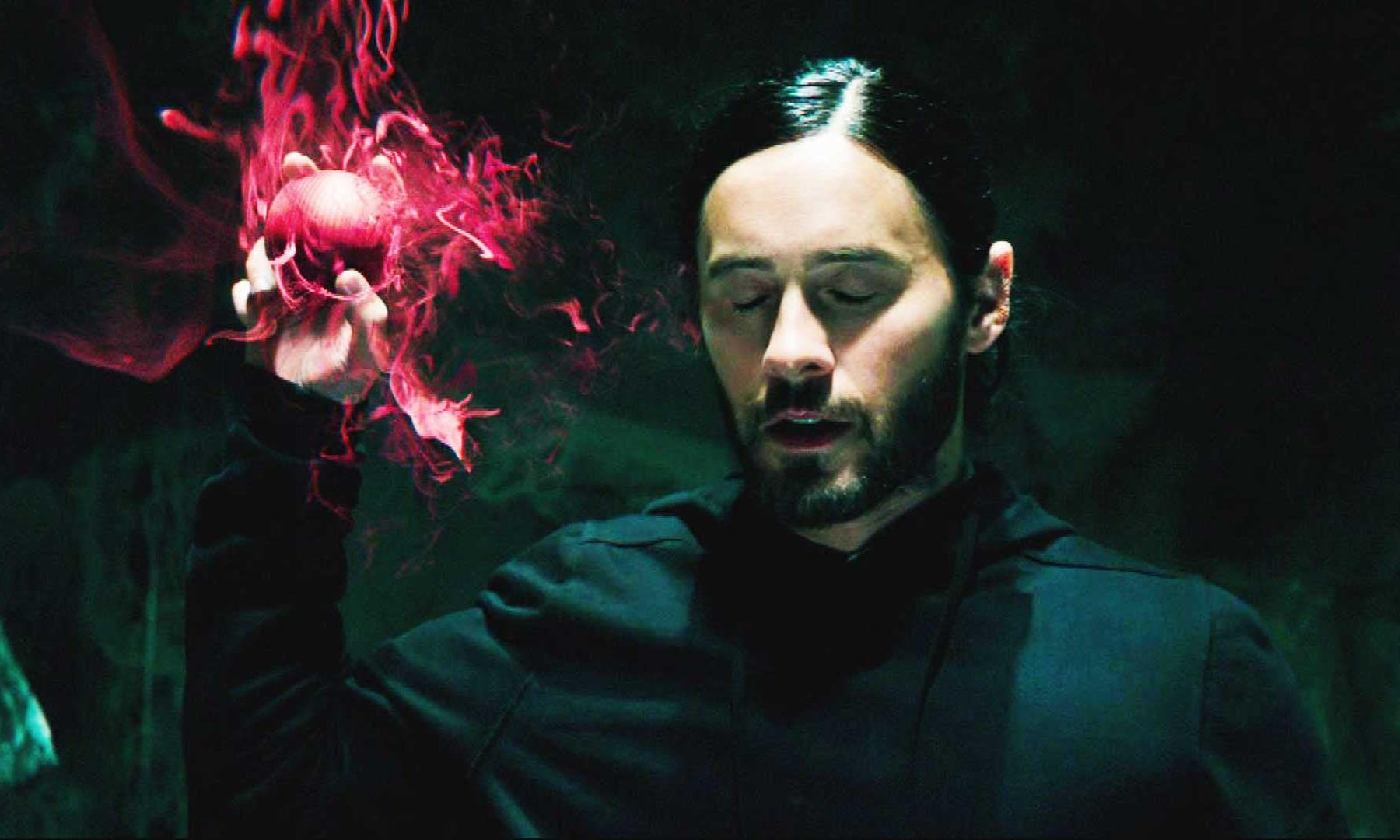 SONY 影业最新漫威电影《莫比亚斯:暗夜博士》释出首支预告片