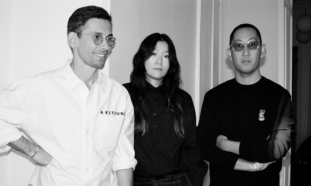 Maison Kitsuné 宣布品牌创意总监 Yuni Ahn 将离职