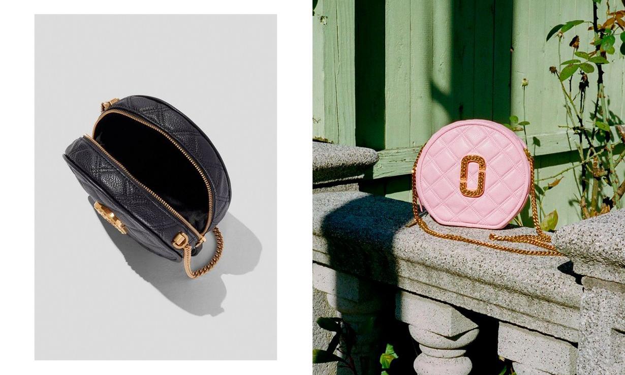 继相机包之后的下一款 It Bag?Marc Jacobs 推出圆型包款