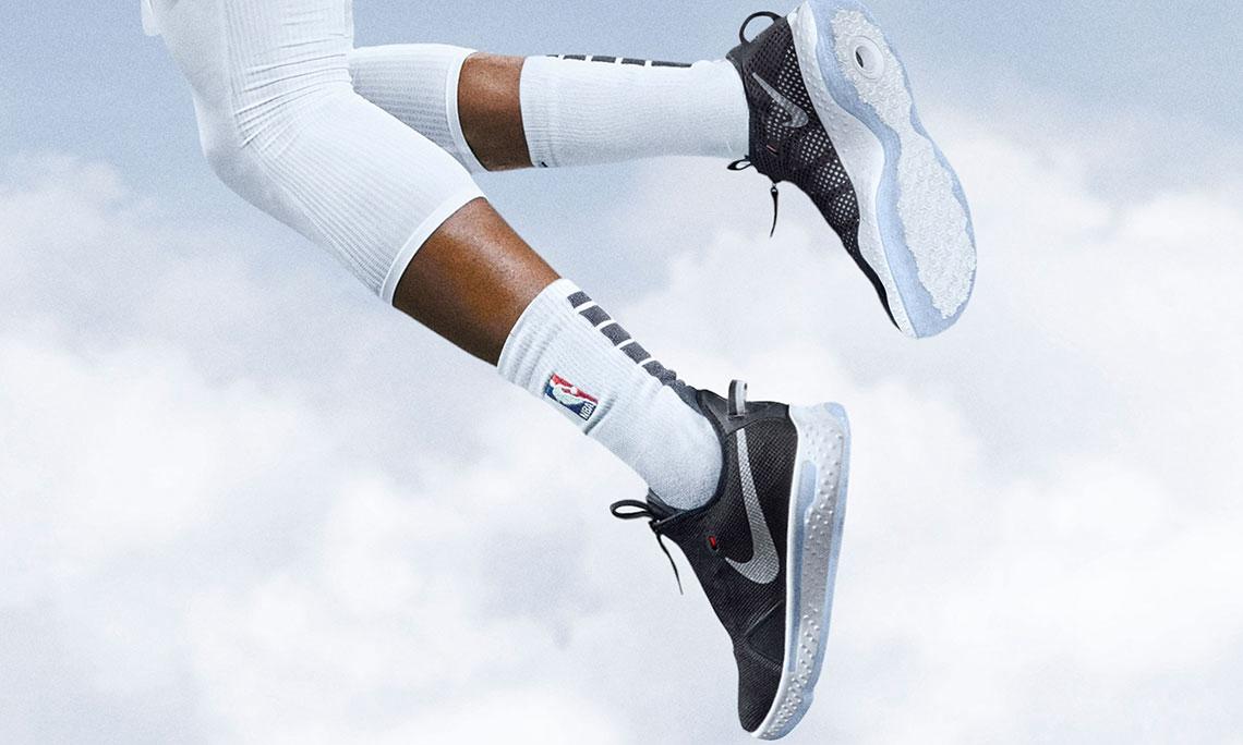 Nike PG 4 新战靴发售日期确定