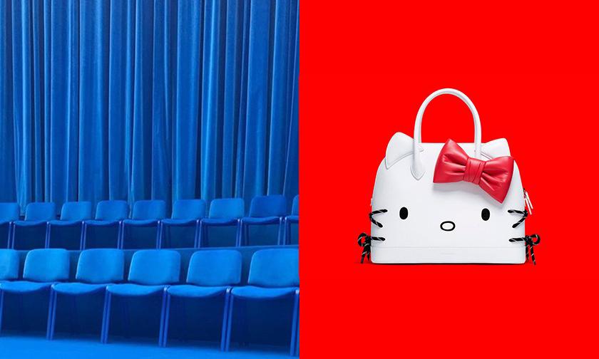 开放预订,BALENCIAGA Hello Kitty 手袋系列公布发售时间
