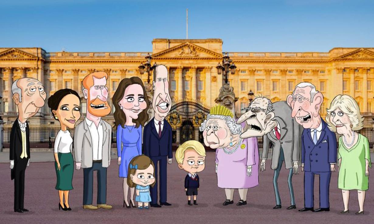 HBO 将推出以英国皇室为题材的动画《The Prince》