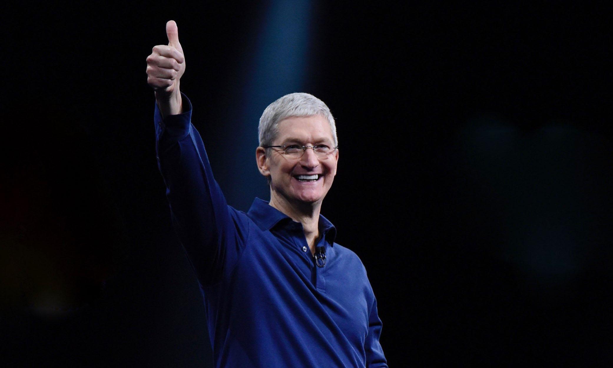 Apple 2020 年第一季度营收创历史最佳记录