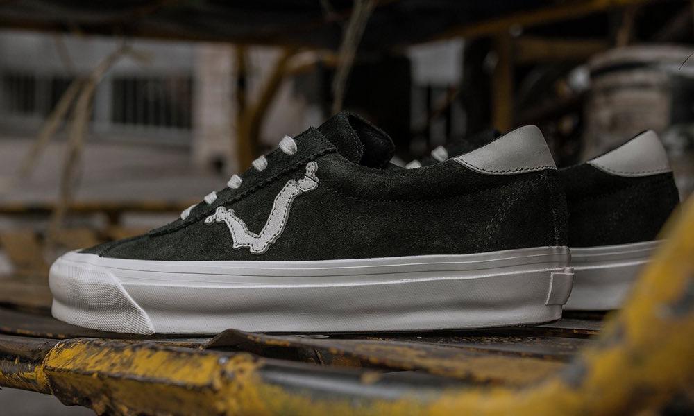 Blends x Vans Vault 最新联名发售日期释出