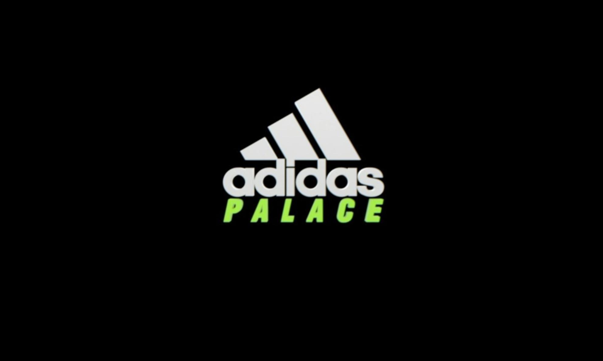 PALACE x adidas 全新企划预告