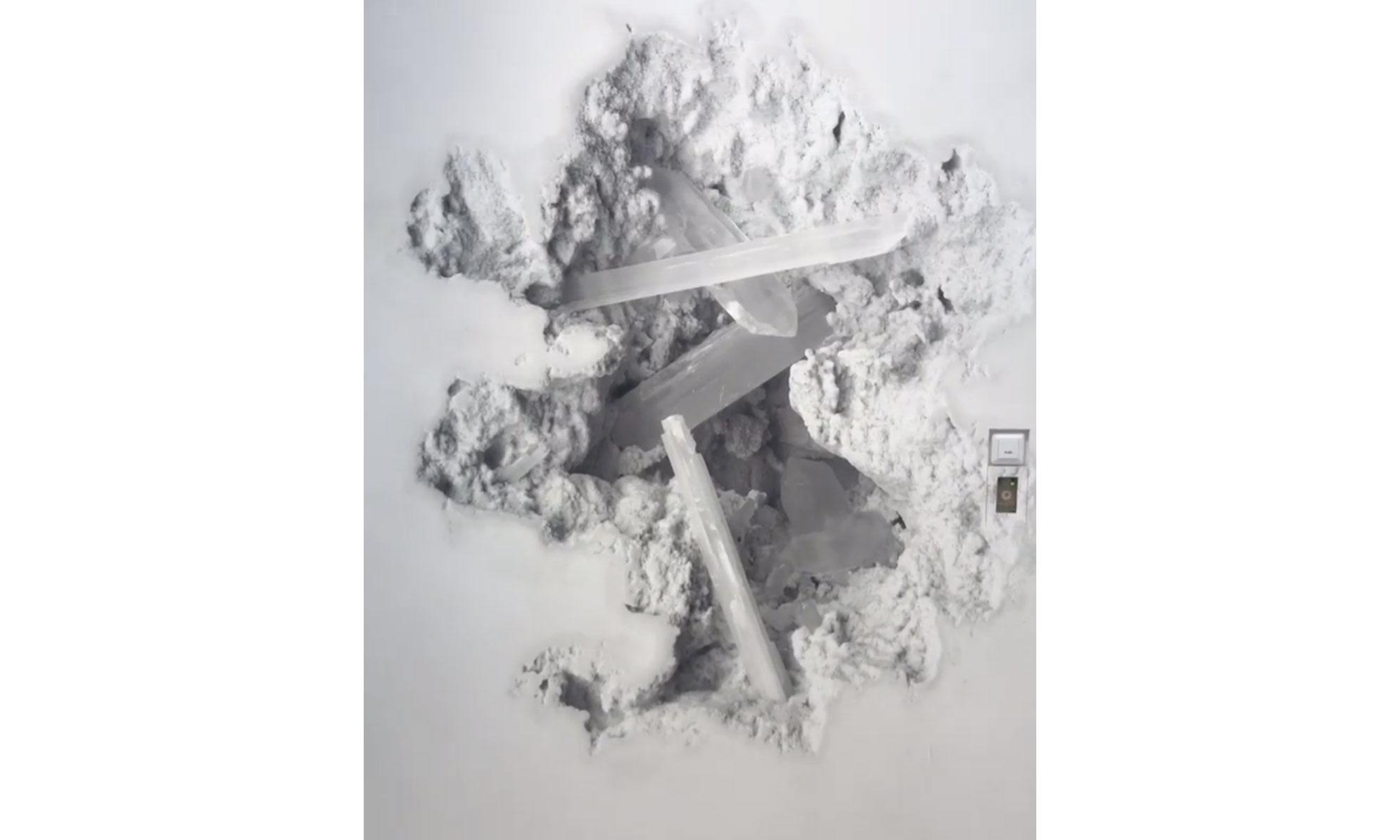 Daniel Arsham 或将推出全新 3D 效果壁纸