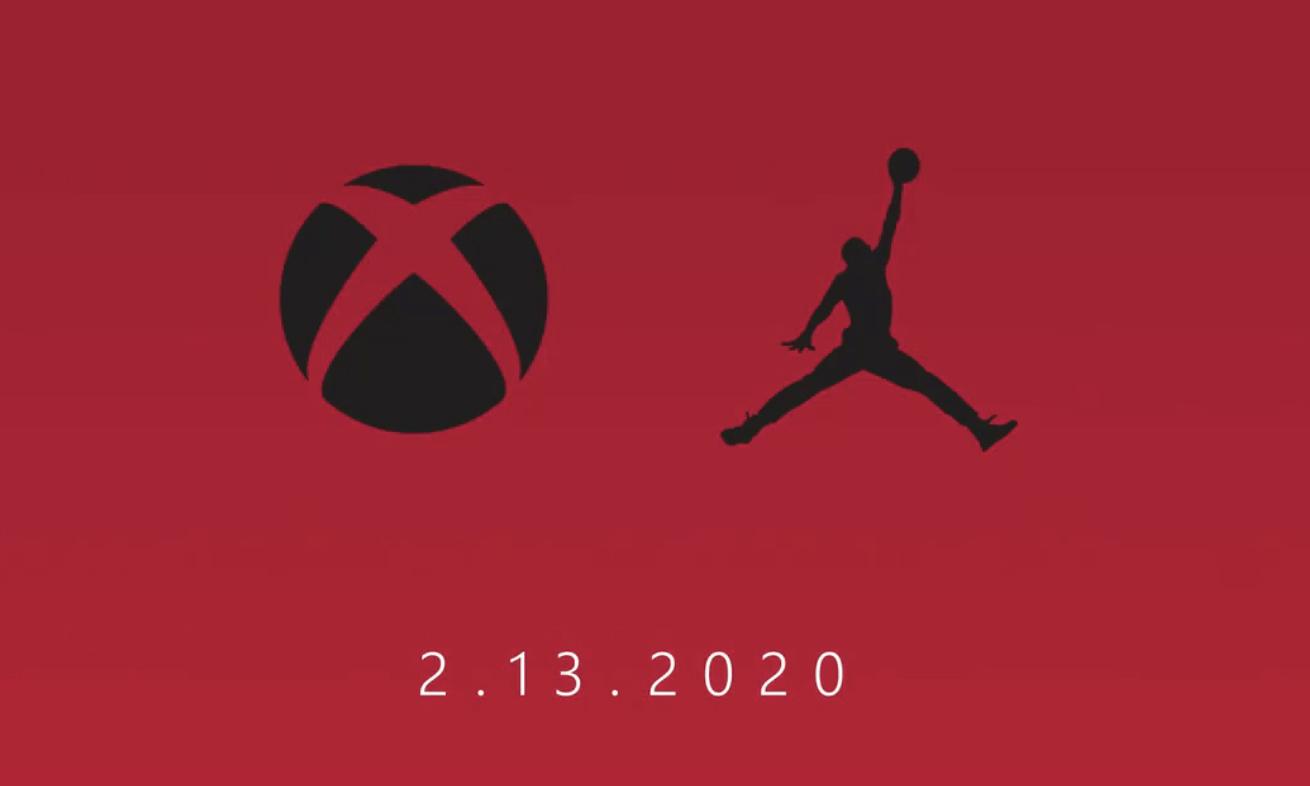 Xbox x Jordan Brand 联乘企划即将揭晓