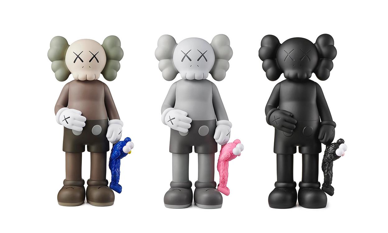 KAWS 全新「SHARE」玩偶即将发售