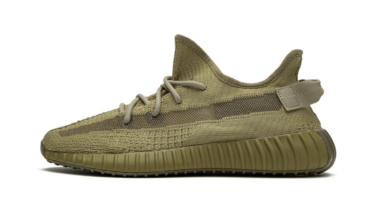 adidas YEEZY BOOST 350 V2「Earth」实物官图一览