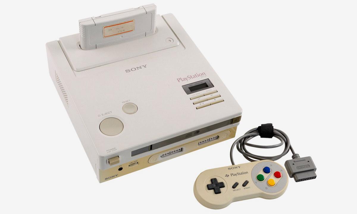 任天堂 PlayStation 原型主机拍卖价超过 35 万美元