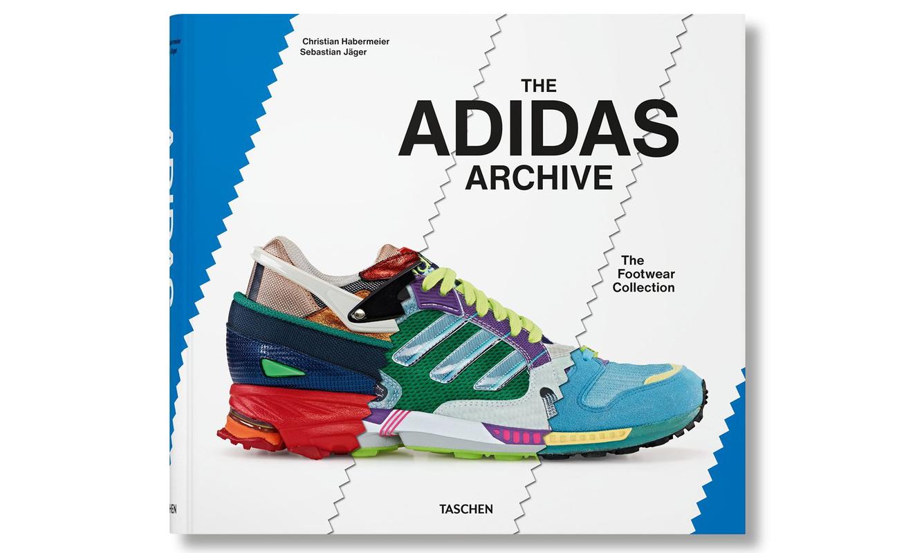 介绍 adidas 鞋履历史的书籍《adidas Archive》即将推出