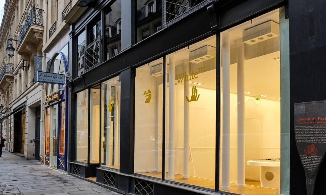 Off-White™ 将于巴黎时装周开设快闪店