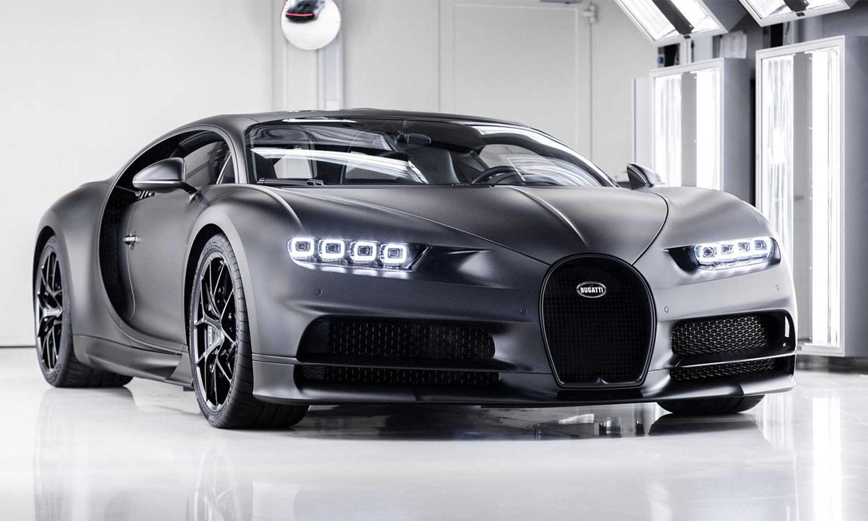 Bugatti 发布特别车款 Chiron Sport 「Edition Noire Sportive」
